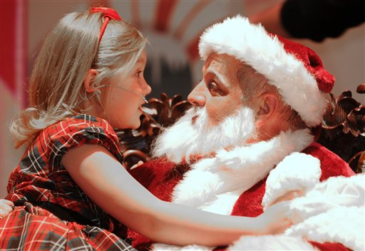 Macy's: There Is No Santa Claus (At Company Stores) This Year