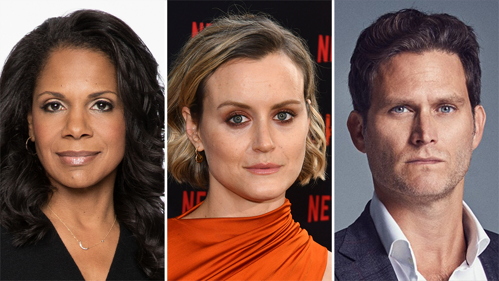 Robert & Michelle King Coronavirus Drama Series 'The Second Wave' Ordered By Spectrum; Audra McDonald, Taylor Schilling & Steven Pasquale Star