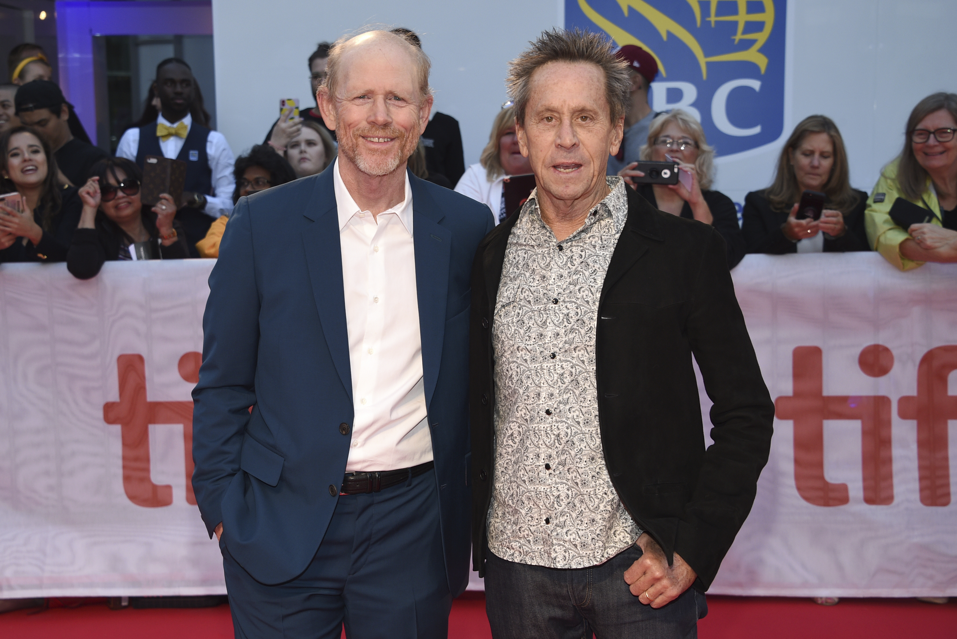 Brian Grazer And Ron Howard: Movie Theaters Will Turn Into Broadway — And Don't Expect Tom Cruise To Wear A Mask Onscreen