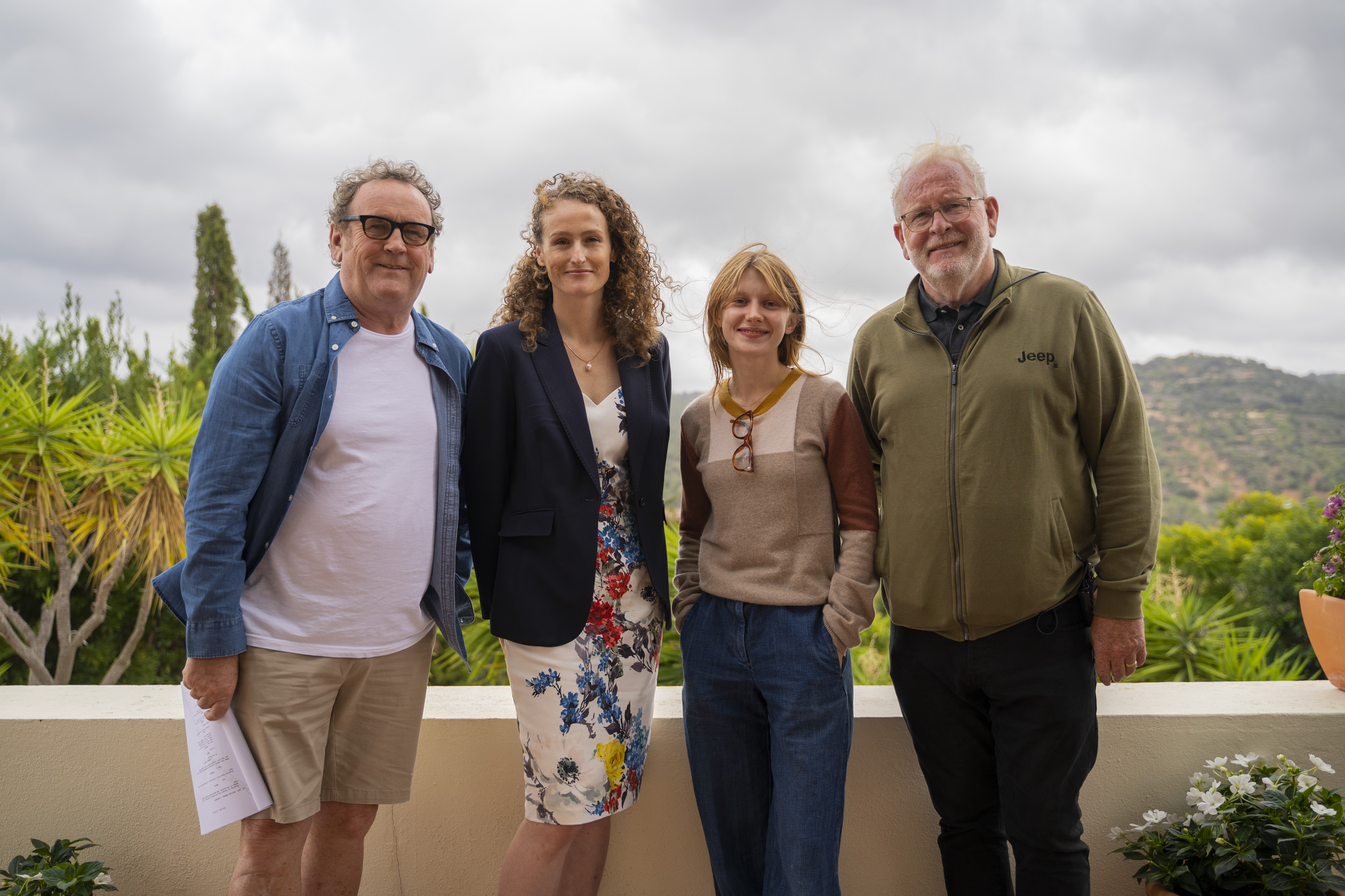 'There's Always Hope': Colm Meaney, Kate Ashfield & Newcomer Hannah Chinn Lead Drama Now Underway In Portugal