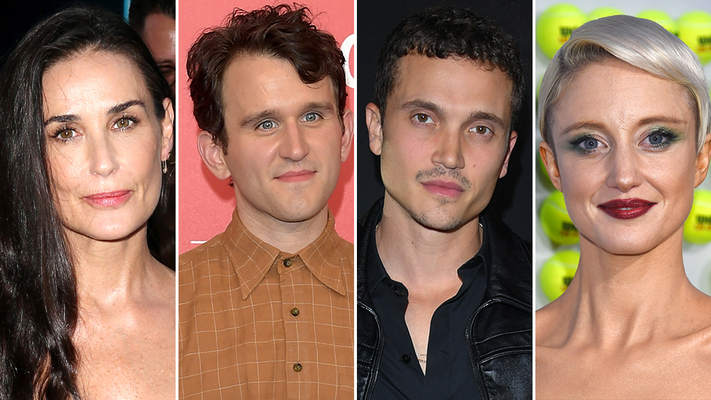 Rivulet Media Launches With First Production 'Please Baby Please', Starring Demi Moore, Harry Melling, Karl Glusman & Andrea Riseborough