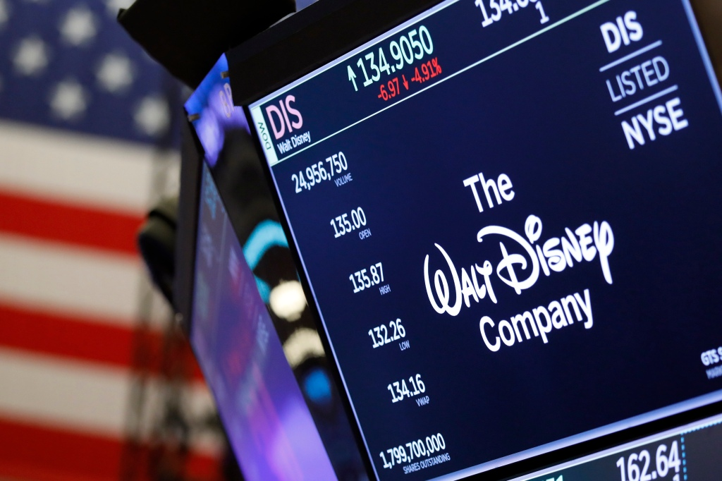 Disney Shares Climb On Wall Street's Warm Embrace Of Restructuring Pla... image