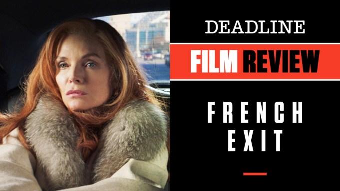 [WATCH] Michelle Pfeiffer Stars In 'French