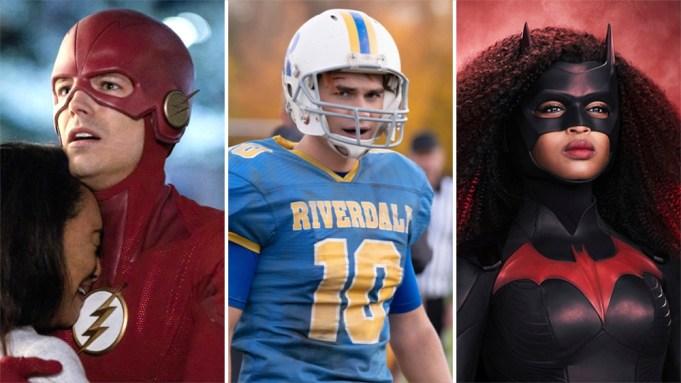 CW fall premiere dates Riverdale Flash Batwoman