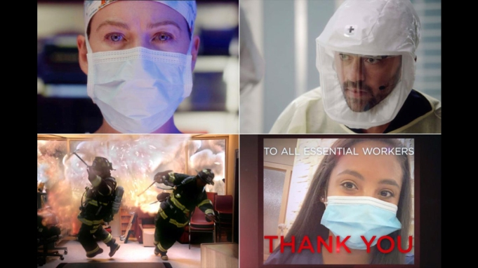 [WATCH] 'Grey's Anatomy', 'Station 19' Promo