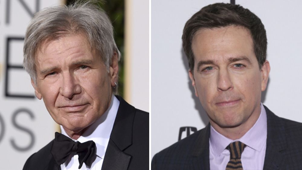 Harrison Ford & Ed Helms To Star In STX Seafaring Comedy 'Adventures Of Burt Squire'