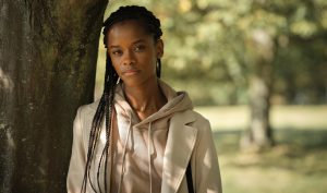 'Black Panther' Star Letitia Wright Backtracks After Linking To Video From Coronavirus Vaccine Skeptic