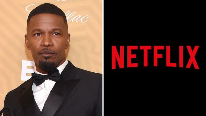 Jamie Foxx Netflix