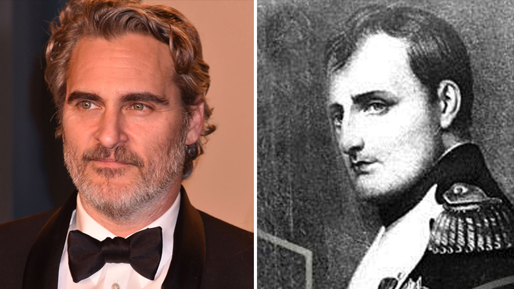 Ridley Scott Eyes Another Epic: Joaquin Phoenix As Napoleon In 'Kitbag' As Director Today Wraps 'The Last Duel'