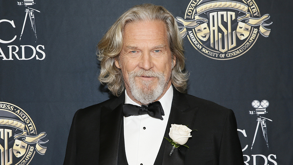 "Jeff Bridges Says He's Been Diagnosed With Lymphoma, Prognosis ""Good"""