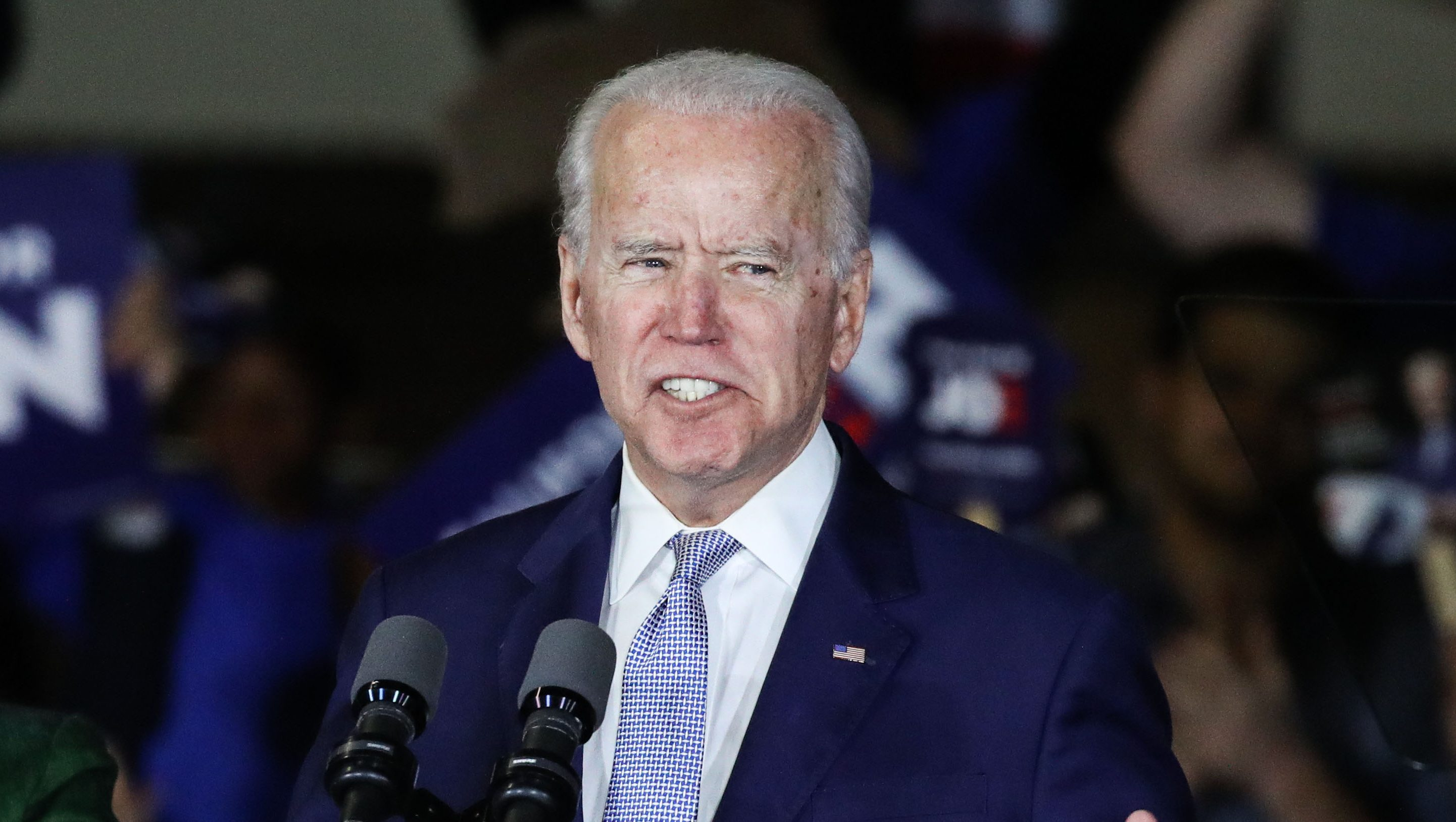 Joe Biden's Campaign Plans 'I Will Vote' Concert With John Legend, Cher And Andra Day