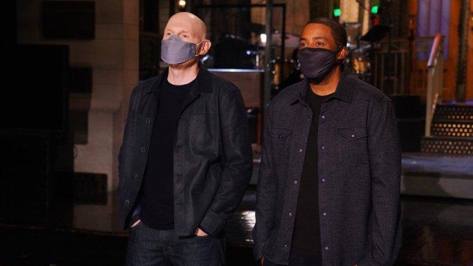 Saturday Night Live Host Bill Burr Gets Awkward In New Promo Deadline