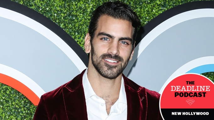 [WATCH] New Hollywood Podcast: Nyle DiMarco