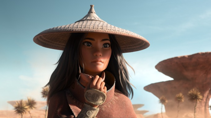 'Raya And The Last Dragon' Trailer:
