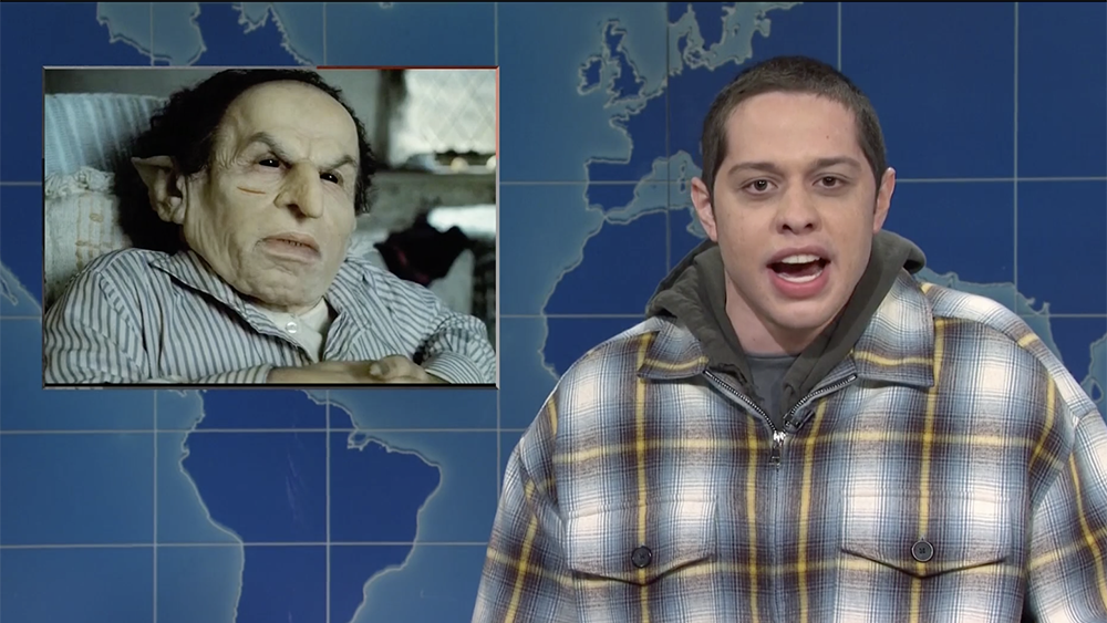 "'SNL': Pete Davidson Talks J.K. Rowling's ""Very Disappointing"" Transphobic Comments.jpg"