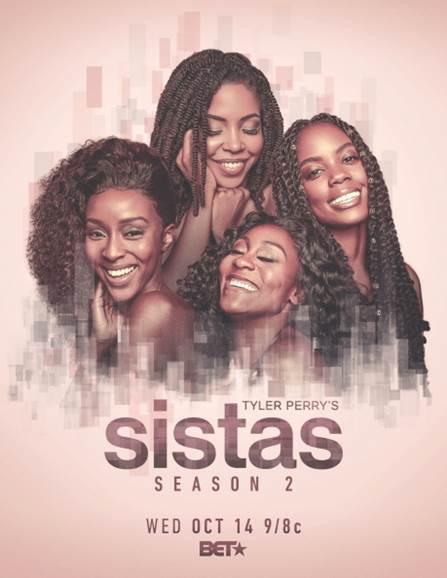 Sistas Season 2 Poster