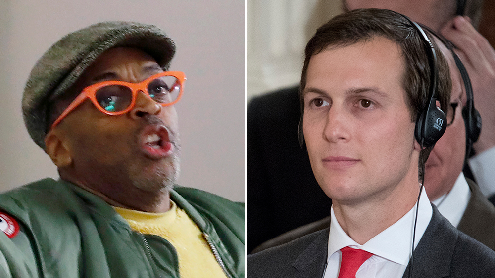 "Spike Lee To ""Punk-Ass"" Jared Kushner: ""Come to Harlem Talking That Mess"" About Black People – Audio"