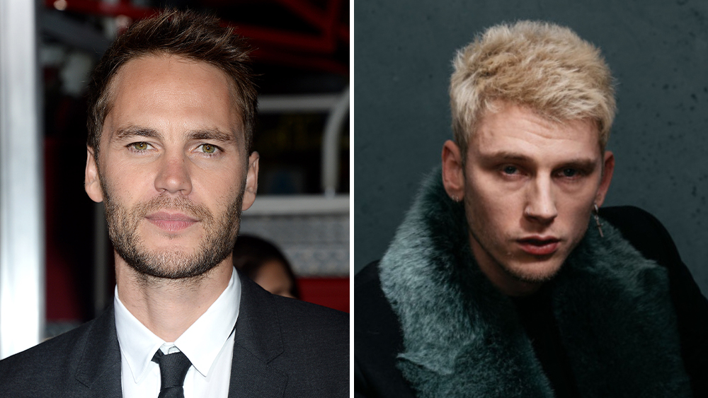 Taylor Kitsch In, Machine Gun Kelly Out Of Indie Drama 'Wash Me In The River'