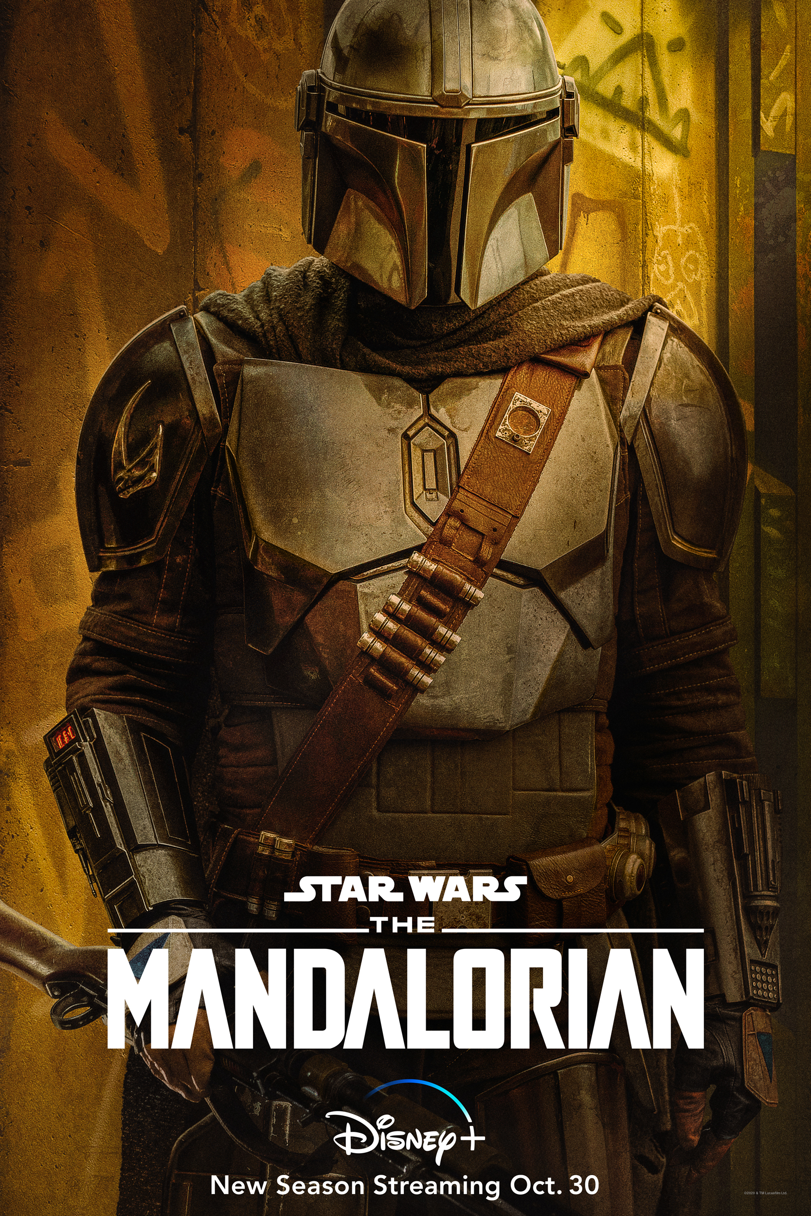 The Mandalorian Season 2 Character Posters Launched Deadline