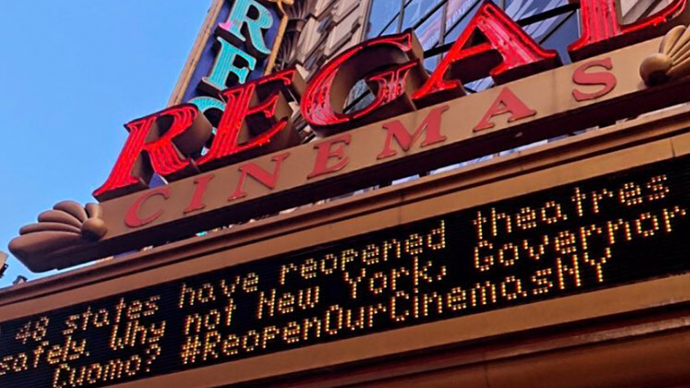 New York State Issues Cinema Safety Guidelines Ahead Of Friday's Movie Theater Reopenings
