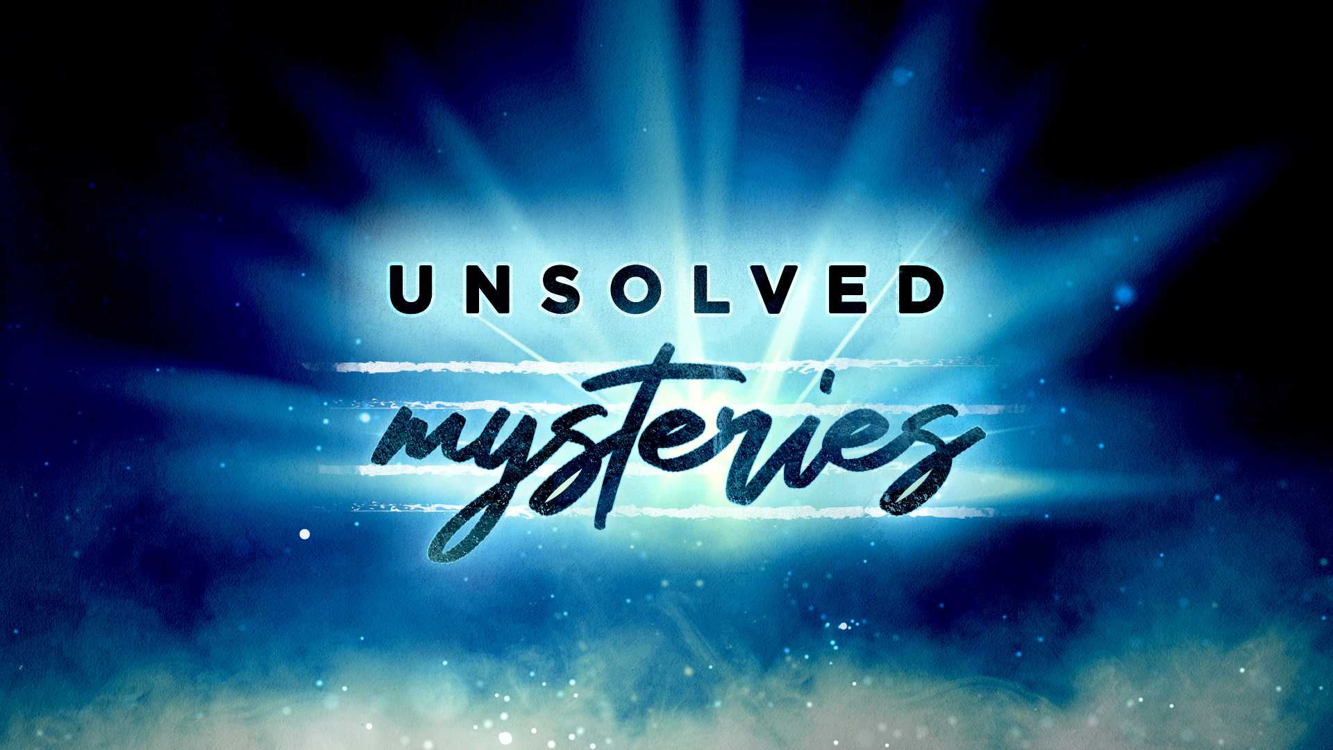 Unsolved Mysteries is currently in its second series