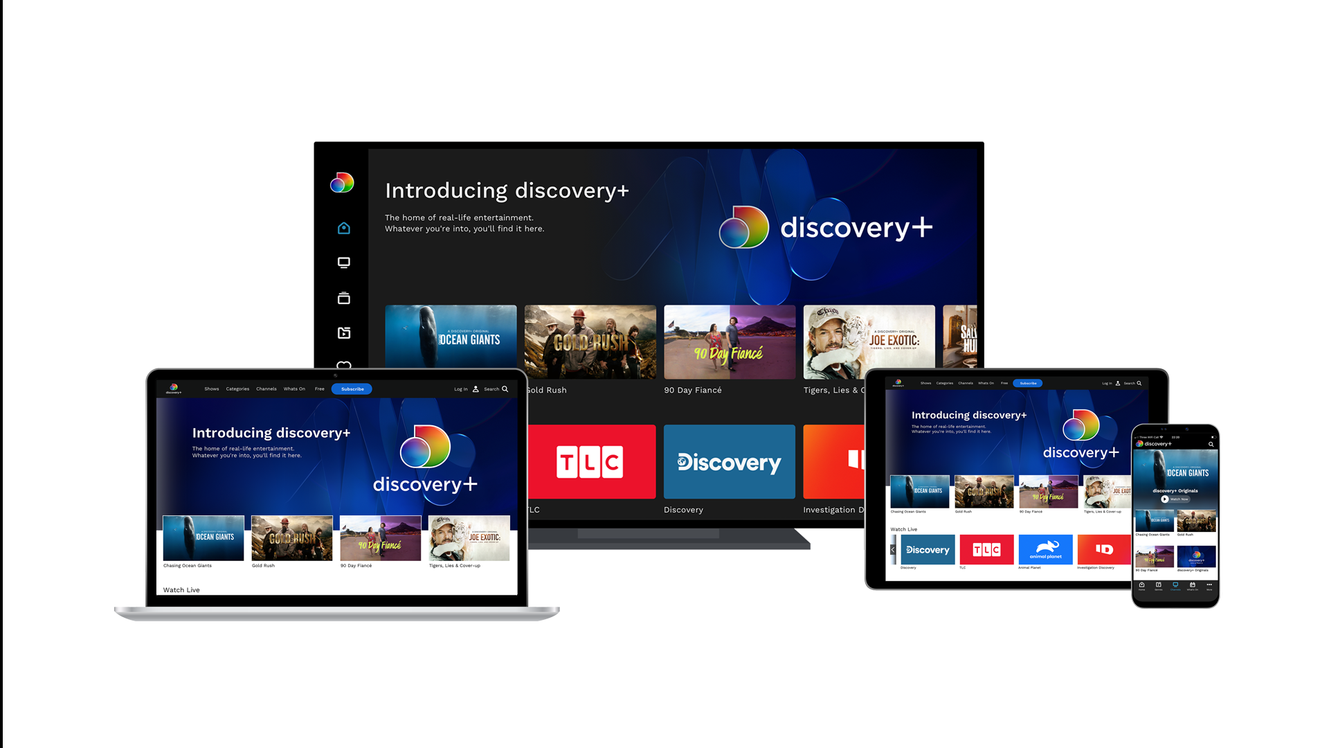 Discovery UK Rebrands Streamer Dplay As Discovery+ & Adds Subscription Tier