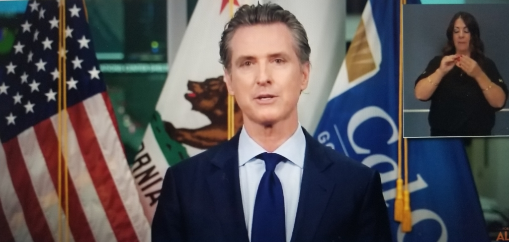 California Coronavirus Update: Governor Gavin Newsom Fails To Address State's Massive Surge In New Infections At Friday Press Conference - Deadline