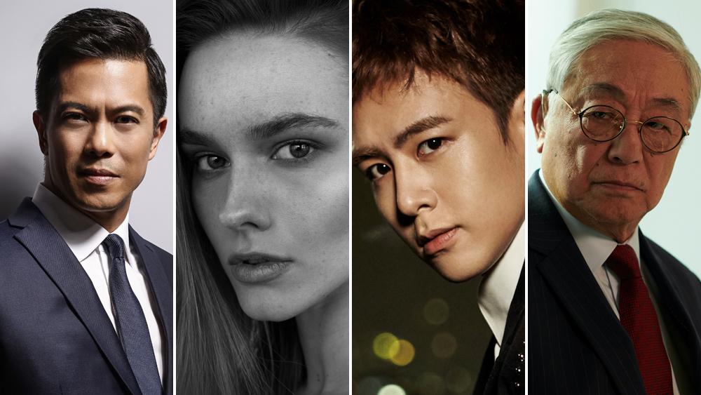 Byron Mann, Dominika Kachlik, Nichkhun And Kenneth Tsang To Star In Romantic Comedy 'Hong Kong Love Story'.jpg