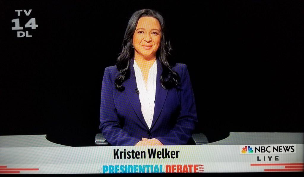 maya rudolph Kristen welker SNL