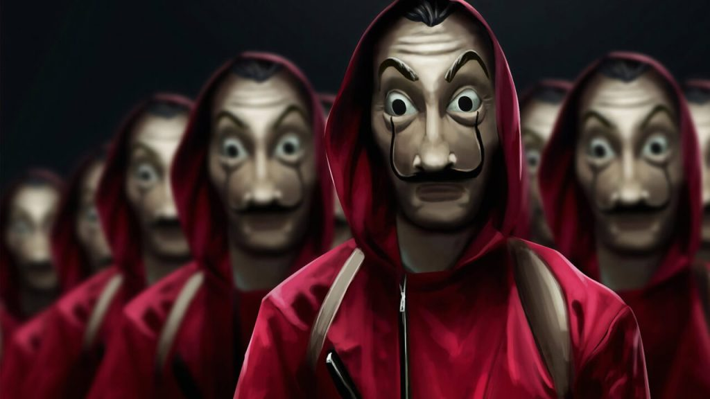 'Money Heist' Season 5 Wraps For Netflix.jpg