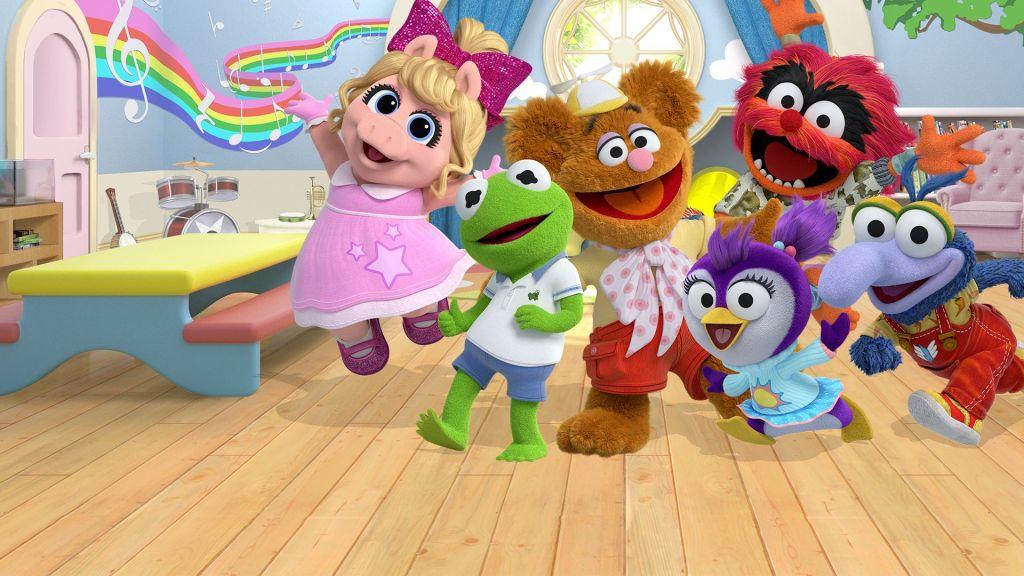 Disney Accused Of Ripping Off 'Muppet Babies' Reboot; 'Teenage Mutant Ninja Turtles' Scribe Sues