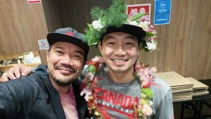 'Shang-Chi' Wraps Filming: Simu Liu And Director Destin Daniel Cretton Celebrate First Asian-Fronted Marvel Studios Superhero Pic