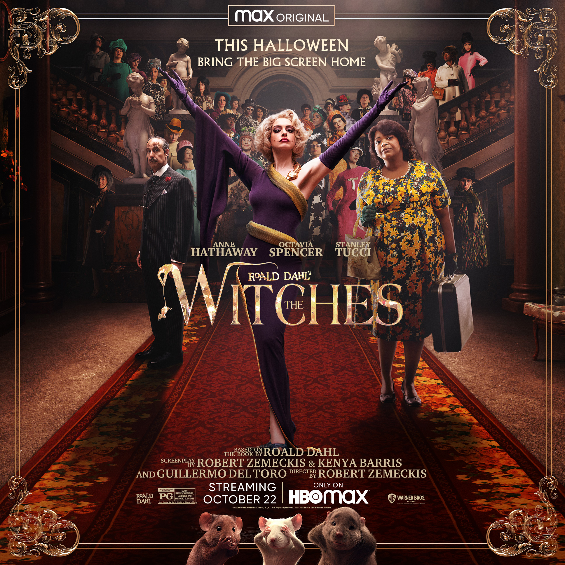 The Witches heads to HBO Max, skips theaters