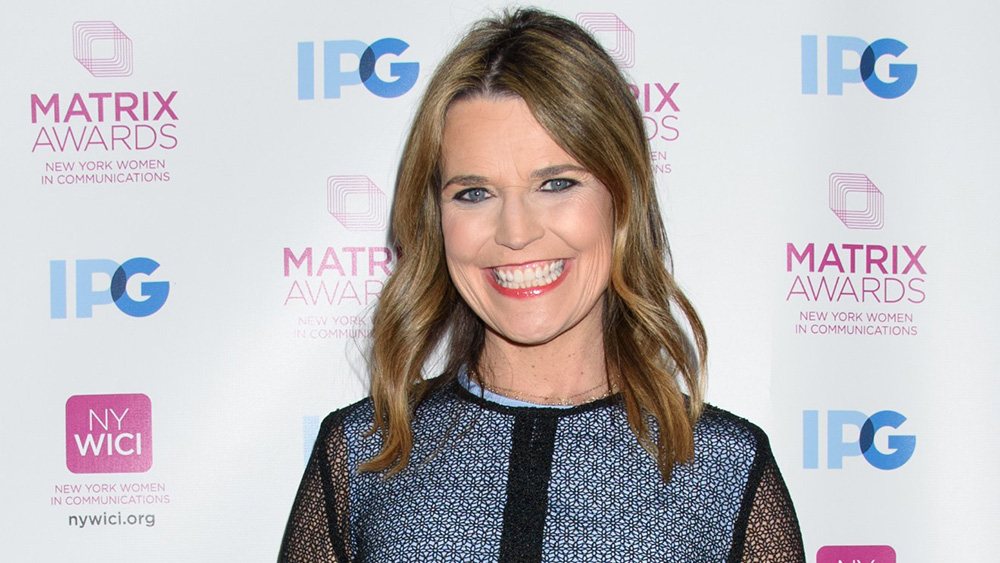 "Savannah Guthrie Reflects On ""Crazy Uncle"" Remark During Trump Town Hall: ""That Just Came Out"""