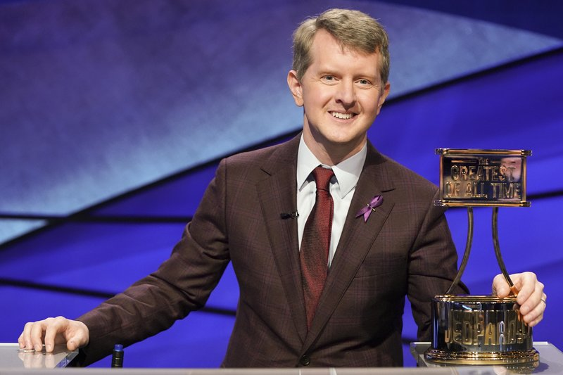 Ken Jennings Bids 'Jeopardy!' Farewell With Alex Trebek Salute, Reveals New Guest Hosts - Deadline