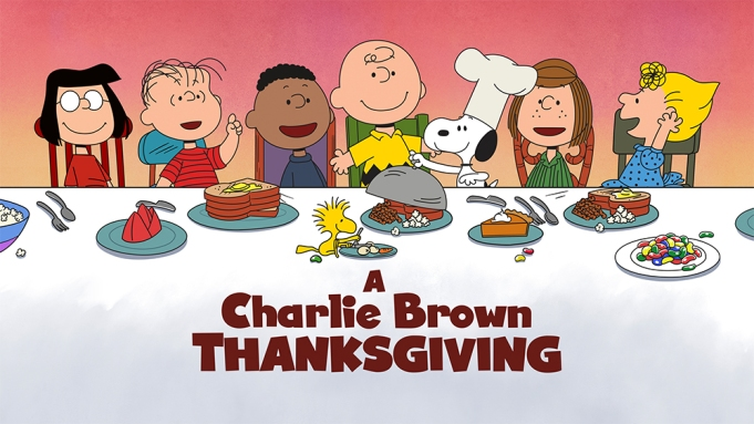 Peanuts Specials 'A Charlie Brown Thanksgiving' & 'A Charlie Brown