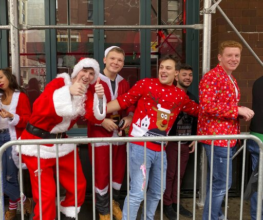 No-Ho-Ho: SantaCon NYC Is Canceled By Covid-19 Concerns