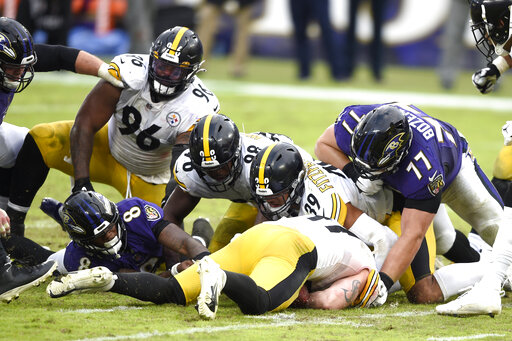 NFL Shuffles Schedule Again, Moves Baltimore Ravens-Pittsburgh Steelers Game To Tuesday After More Covid-19 Cases
