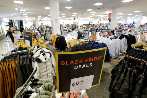 Black Friday Sees Light Retail Turnouts, No Lines As Shoppers Opt For Online Purchases