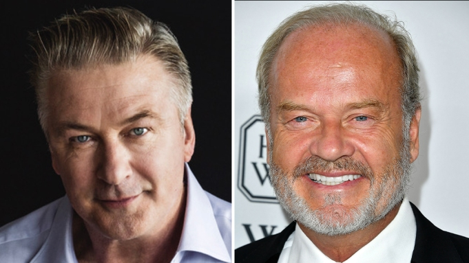 Kelsey Grammer of 'Frasier' Fame and Alec Baldwin are Teaming Up for a New ABC Sitcom