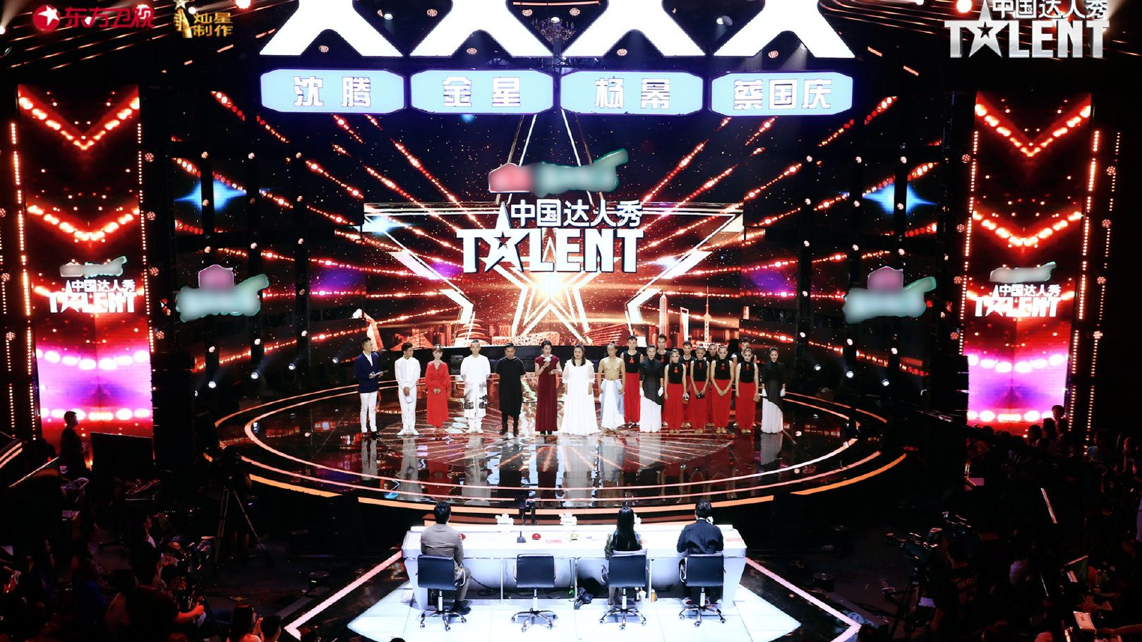 'China's Got Talent' Renewed For Seventh Season With No Broadcaster Attached