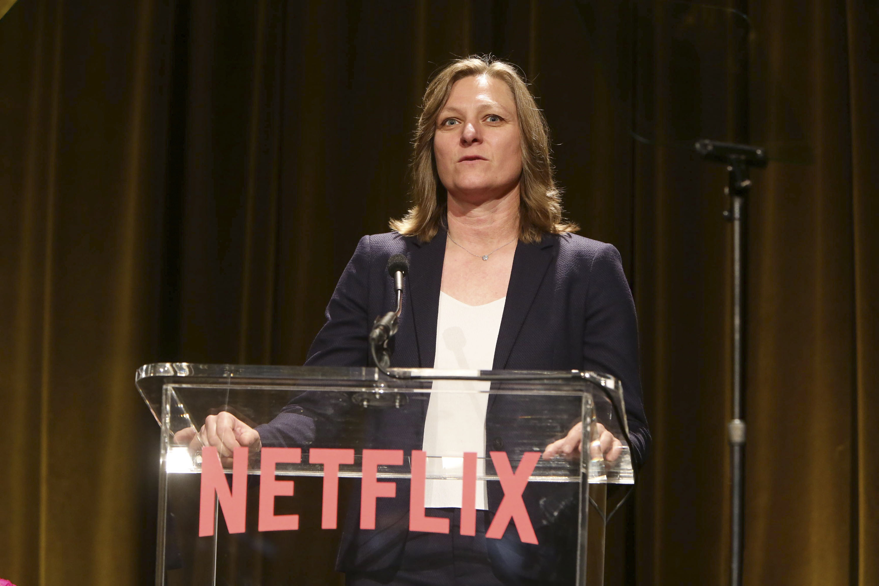"Former Netflix Senior Exec Cindy Holland Joins Board Of ""Blank Check"" Firm Horizon Acquisition Corp"