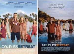 Couples Retreat Posters