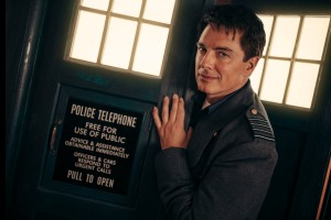 'Torchwood' Star John Barrowman Touches Fan Nerves With Ianto Shrine Visit