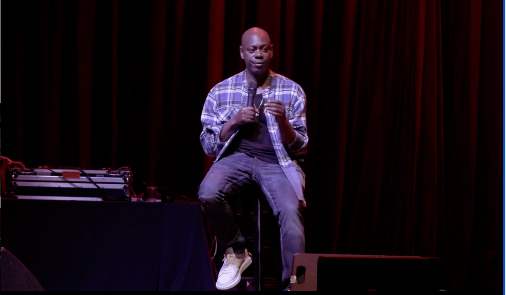Netflix Removes Chappelle S Show Upon Request From Dave Chappelle Deadline