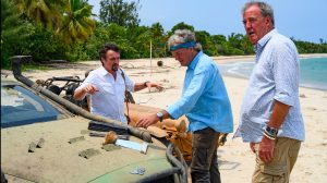 $67,000 On Tests, Hazmat Suits & Breaking Habits: How Amazon's 'The Grand Tour' Kept Motoring During Covid