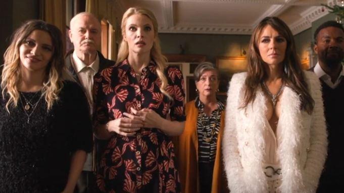 'Father Christmas Is Back' Trailer: Elizabeth