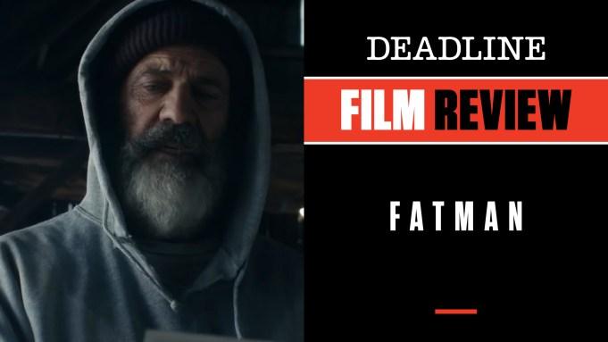 [WATCH] 'Fatman' Review: Mel Gibson Is
