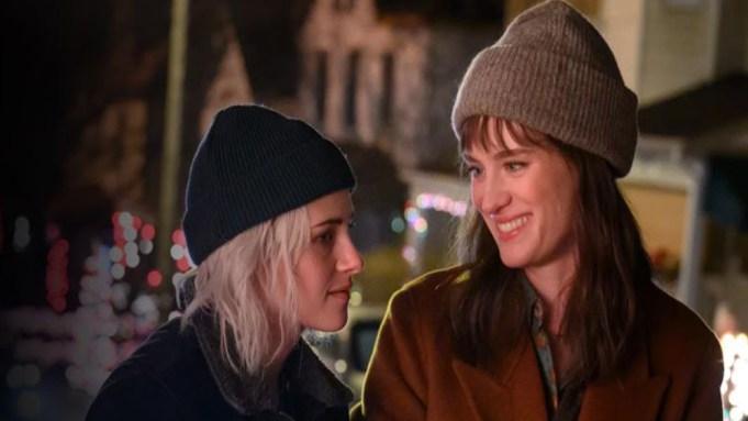 'Happiest Season' trailer with Kristen Stewart