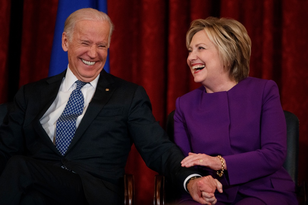 Hillary Clinton ready to help in Biden administration if